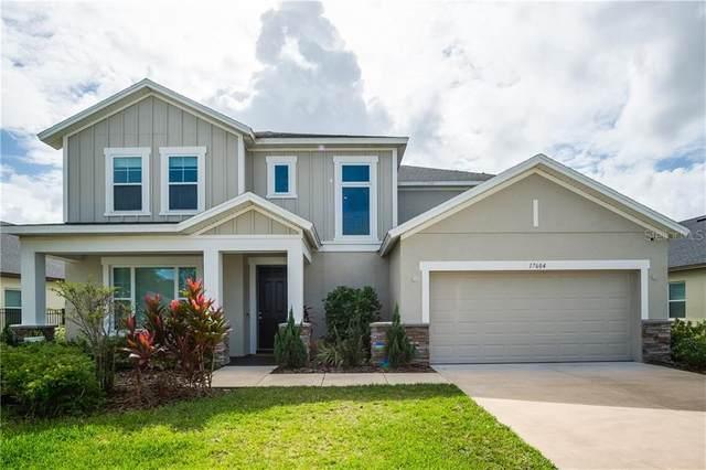 17604 Serenoa Boulevard, Clermont, FL 34714 (MLS #O5901531) :: Visionary Properties Inc