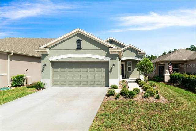 3420 Sagebrush Street, Harmony, FL 34773 (MLS #O5901538) :: Griffin Group