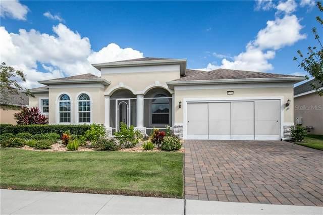 8712 Bridgeport Bay Circle, Mount Dora, FL 32757 (MLS #O5901551) :: Visionary Properties Inc