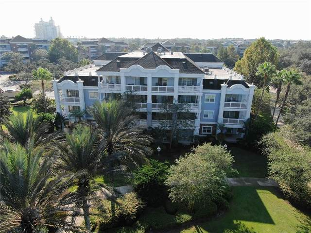 7613 Cabana Court #201, Reunion, FL 34747 (MLS #O5901556) :: Griffin Group