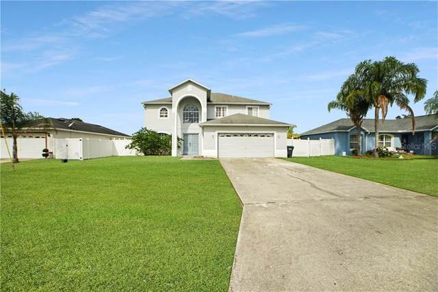 503 Finch Lane, Poinciana, FL 34759 (MLS #O5901560) :: Baird Realty Group