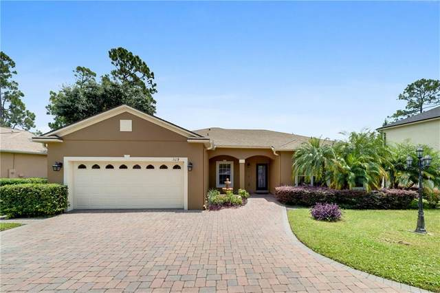 309 Jacobs Trail, Chuluota, FL 32766 (MLS #O5901563) :: Sarasota Home Specialists