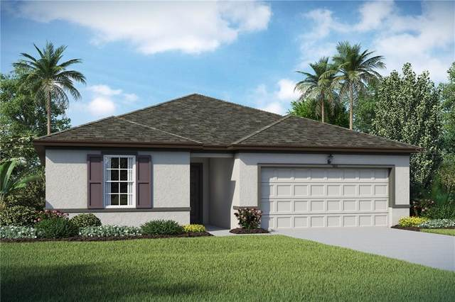 6945 Shelby Lynn Way #5, Zephyrhills, FL 33542 (MLS #O5901620) :: Premium Properties Real Estate Services