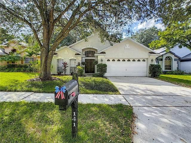 141 Easton Circle, Oviedo, FL 32765 (MLS #O5901675) :: Bustamante Real Estate