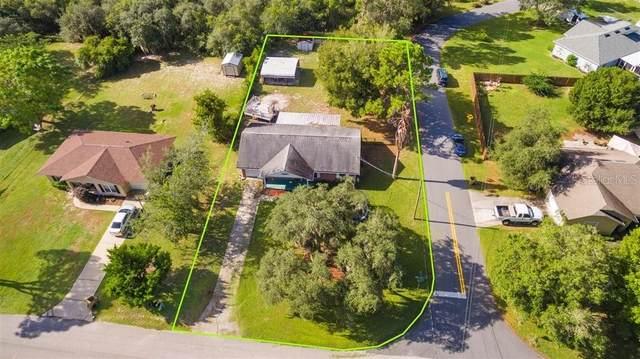 11802 Ocklawaha Drive, Leesburg, FL 34788 (MLS #O5901685) :: Visionary Properties Inc