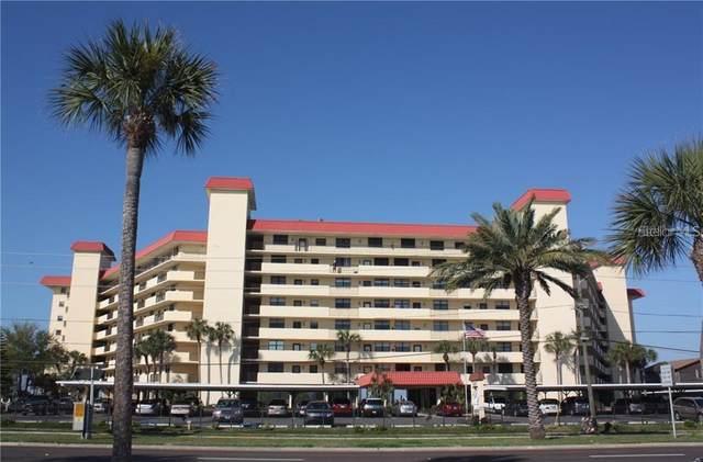 18304 Gulf Boulevard #118, Redington Shores, FL 33708 (MLS #O5901745) :: Lockhart & Walseth Team, Realtors