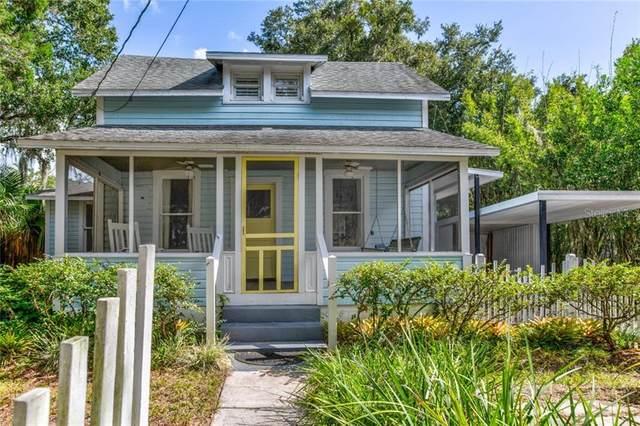 834 N Alexander Street, Mount Dora, FL 32757 (MLS #O5901935) :: Visionary Properties Inc