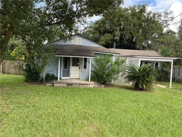 513 E Mcdonald Avenue, Eustis, FL 32726 (MLS #O5901958) :: Visionary Properties Inc