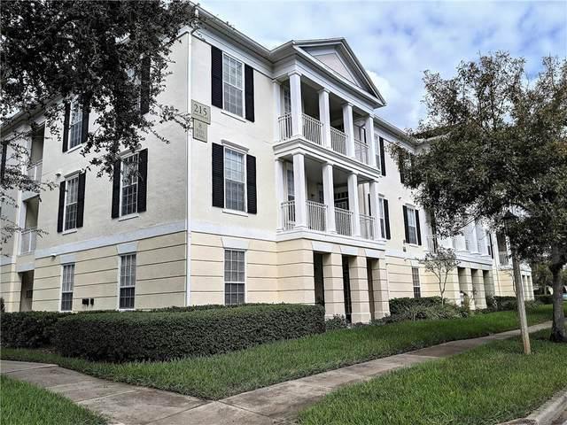 215 Longview Avenue #204, Celebration, FL 34747 (MLS #O5902051) :: Bustamante Real Estate