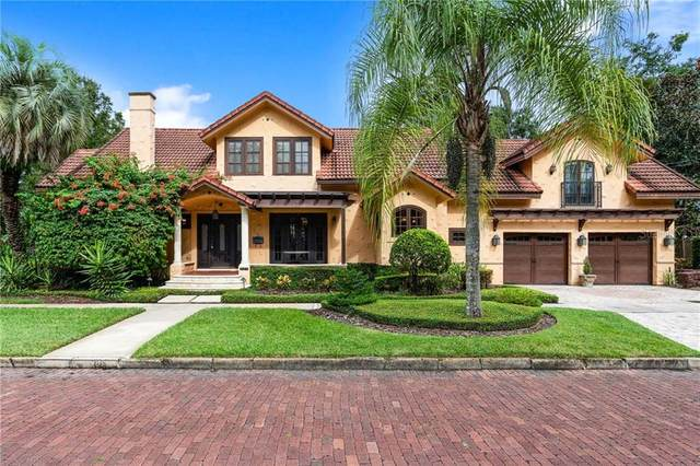 737 Springdale Rd, Orlando, FL 32804 (MLS #O5902095) :: McConnell and Associates