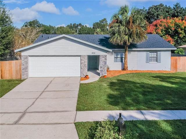 816 Big Buck Circle, Winter Springs, FL 32708 (MLS #O5902115) :: Young Real Estate