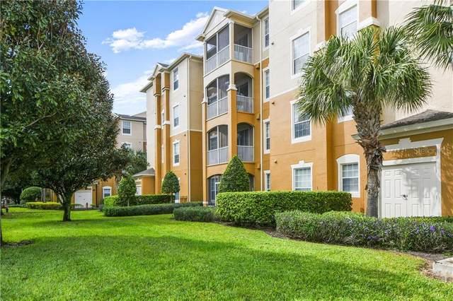 6402 Cava Alta Drive #110, Orlando, FL 32835 (MLS #O5902145) :: EXIT King Realty
