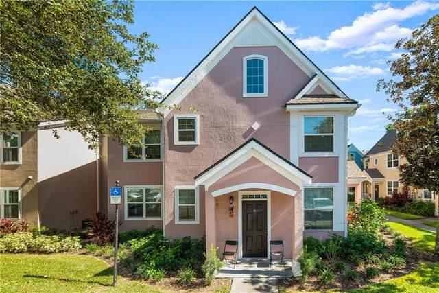 3307 Greenwich Village Boulevard #104, Orlando, FL 32835 (MLS #O5902157) :: Alpha Equity Team