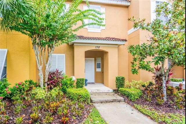 138 Pompano Beach Drive, Kissimmee, FL 34746 (MLS #O5902317) :: Charles Rutenberg Realty