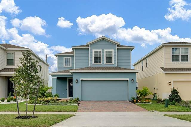 3130 Armstrong Spring Drive, Kissimmee, FL 34744 (MLS #O5902319) :: Keller Williams on the Water/Sarasota