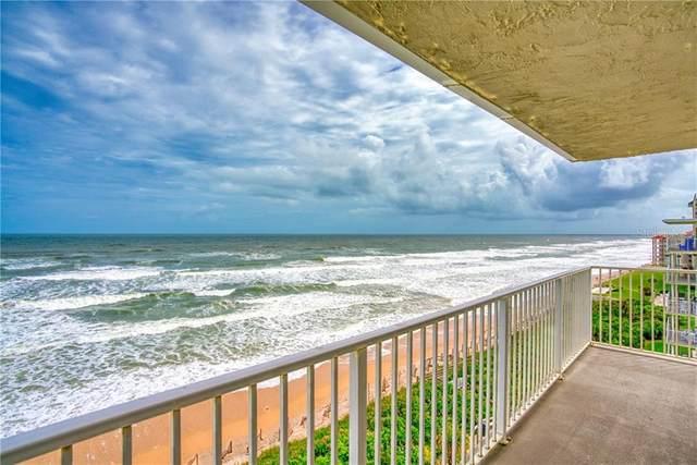 5301 S Atlantic Avenue #730, New Smyrna Beach, FL 32169 (MLS #O5902369) :: RE/MAX Premier Properties