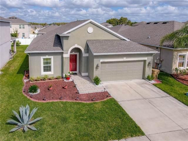 2583 Isabela Terrace, Kissimmee, FL 34743 (MLS #O5902376) :: Real Estate Chicks