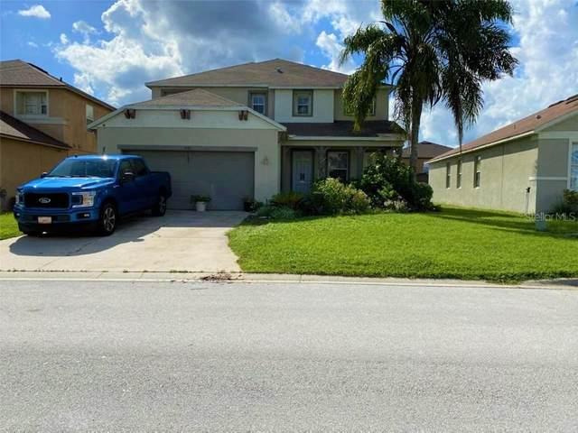 207 Canna Drive, Davenport, FL 33897 (MLS #O5902436) :: Keller Williams on the Water/Sarasota