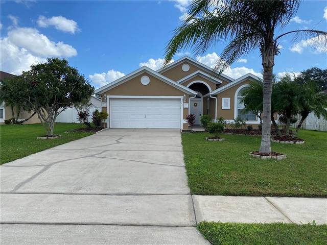2713 Eagle Ridge Loop, Kissimmee, FL 34746 (MLS #O5902453) :: Key Classic Realty