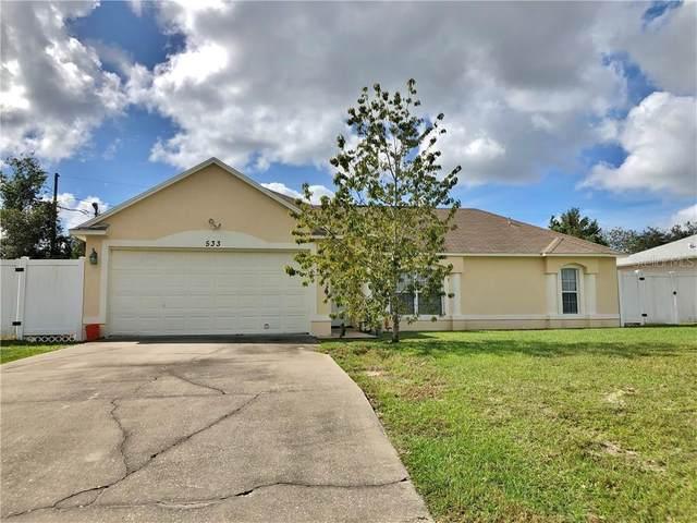 533 Antelope Drive, Deltona, FL 32725 (MLS #O5902481) :: Your Florida House Team