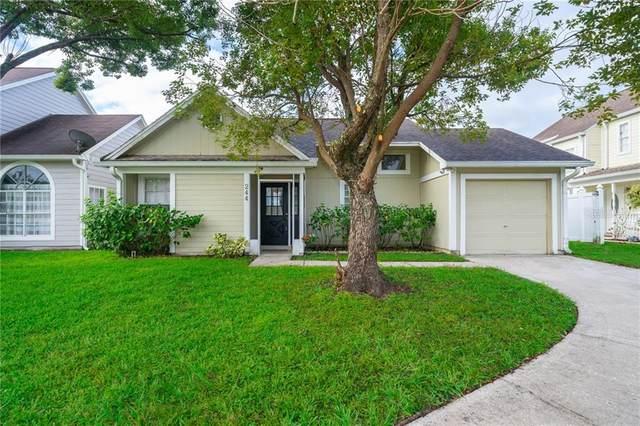 244 Rapscallion Court, Orlando, FL 32828 (MLS #O5902578) :: Rabell Realty Group