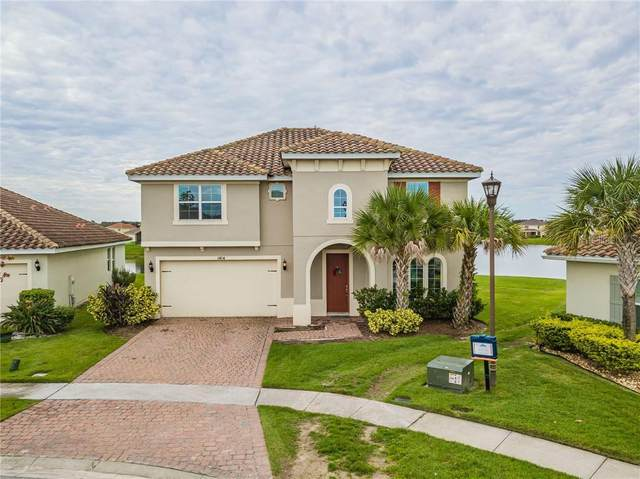 1414 Lanier Point Place, Kissimmee, FL 34746 (MLS #O5902605) :: Griffin Group