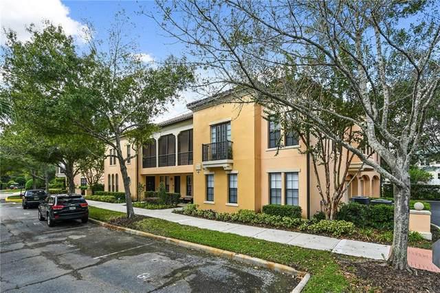 512 Mirasol Circle #202, Kissimmee, FL 34747 (MLS #O5902643) :: Pristine Properties