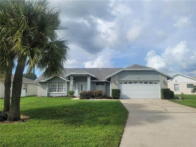 1130 Zachary Ridge Court, Kissimmee, FL 34747 (MLS #O5902656) :: Gate Arty & the Group - Keller Williams Realty Smart