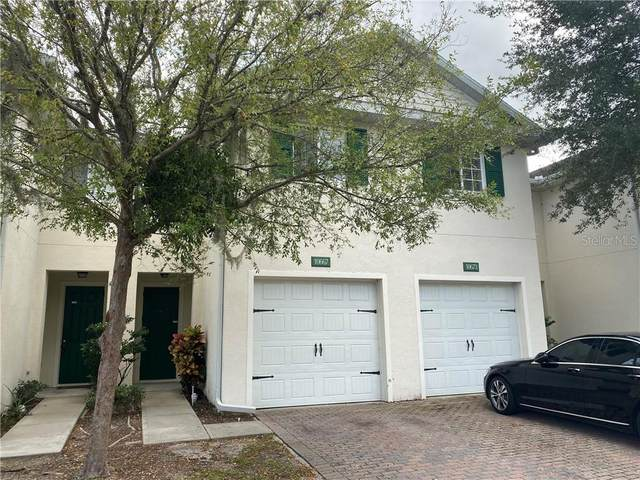 10667 Regent Square Drive #603, Orlando, FL 32825 (MLS #O5902684) :: Globalwide Realty