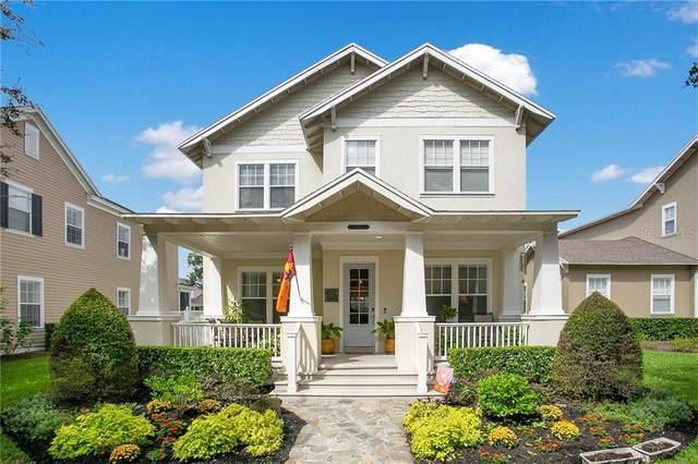 1176 Wilde Drive, Celebration, FL 34747 (MLS #O5902724) :: Bustamante Real Estate
