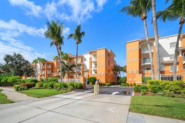 650 Pinellas Bayway S #2101, Tierra Verde, FL 33715 (MLS #O5902733) :: Lockhart & Walseth Team, Realtors