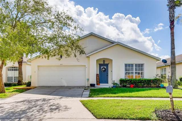 313 Castlemain Circle, Davenport, FL 33897 (MLS #O5902749) :: Real Estate Chicks