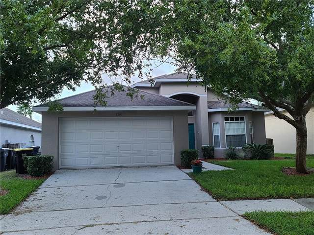 724 Ballyshannon Drive, Davenport, FL 33897 (MLS #O5902829) :: Real Estate Chicks