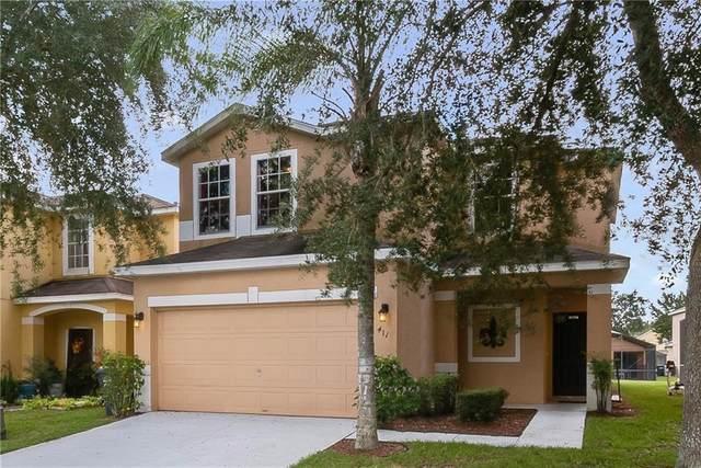 411 Blue Jay Way, Davenport, FL 33896 (MLS #O5902903) :: Florida Real Estate Sellers at Keller Williams Realty