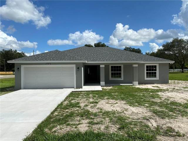820 N Cleveland Avenue, Fort Meade, FL 33841 (MLS #O5902975) :: Gate Arty & the Group - Keller Williams Realty Smart