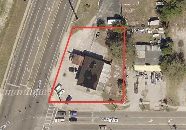 918 W Main Street, Tavares, FL 32778 (MLS #O5903100) :: The Lersch Group