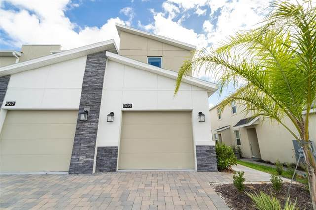 569 Ocean Course Avenue #1702, Champions Gate, FL 33896 (MLS #O5903305) :: Bustamante Real Estate