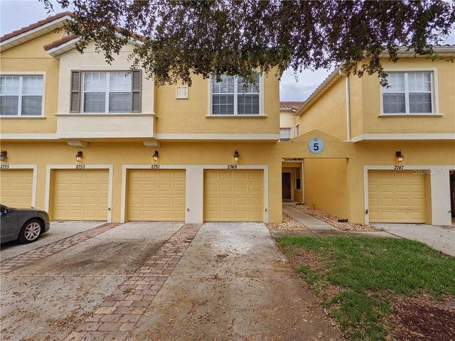 2749 Oakwater Drive, Kissimmee, FL 34747 (MLS #O5903333) :: Rabell Realty Group