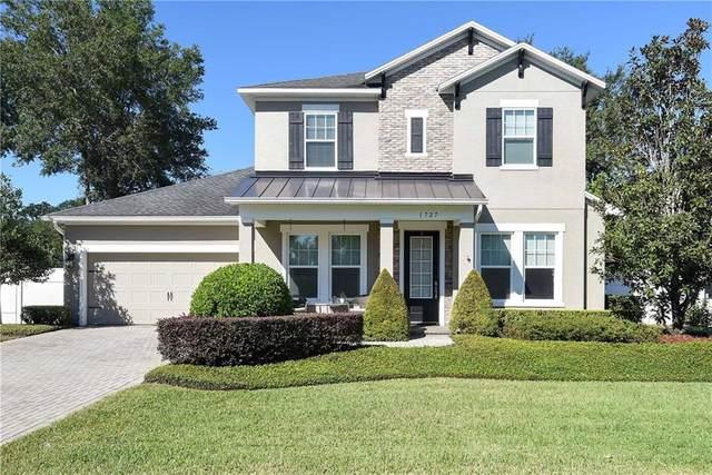 1727 Oakhurst Avenue, Winter Park, FL 32789 (MLS #O5903364) :: Key Classic Realty