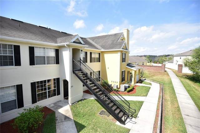 9117 Lee Vista Boulevard #607, Orlando, FL 32829 (MLS #O5903413) :: Griffin Group