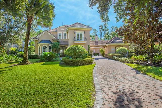 9684 Blandford Road, Orlando, FL 32827 (MLS #O5903502) :: Armel Real Estate