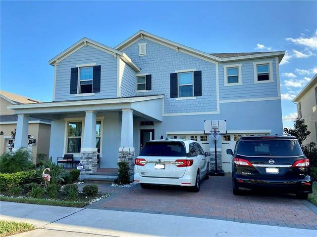 16718 Harper Cove Drive, Winter Garden, FL 34787 (MLS #O5903517) :: Pepine Realty