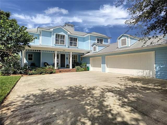 392 Waterside Drive, Merritt Island, FL 32952 (MLS #O5903678) :: Pepine Realty