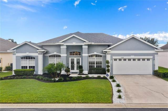 1409 Golf Course Parkway, Davenport, FL 33837 (MLS #O5904010) :: Key Classic Realty