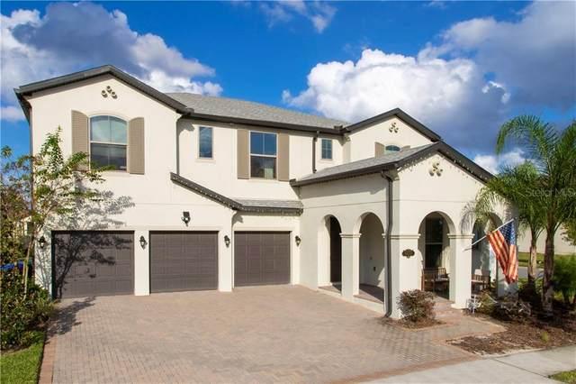 8450 Vivaro Isle Way, Windermere, FL 34786 (MLS #O5904086) :: Burwell Real Estate