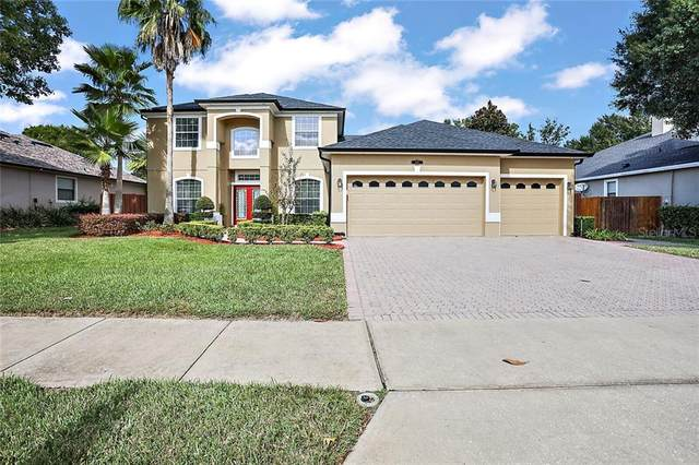 827 Blairmont Lane, Lake Mary, FL 32746 (MLS #O5904095) :: Everlane Realty