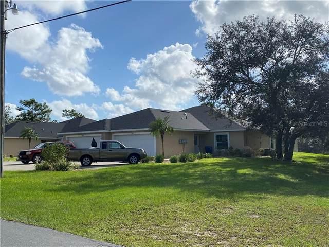 2142 S Gleneagle Terrace, Lecanto, FL 34461 (MLS #O5904212) :: Griffin Group