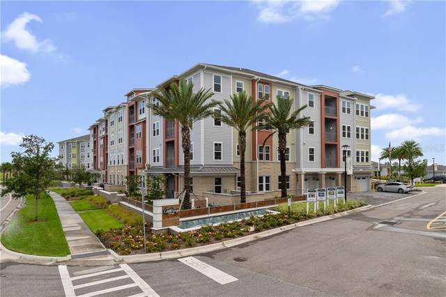 7517 Laureate Boulevard #2407, Orlando, FL 32827 (MLS #O5904224) :: Armel Real Estate