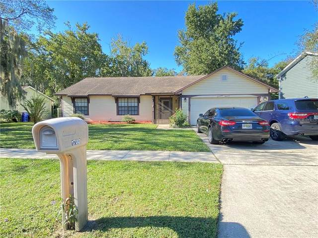 1700 Prairie Lake Boulevard, Ocoee, FL 34761 (MLS #O5904261) :: Delgado Home Team at Keller Williams