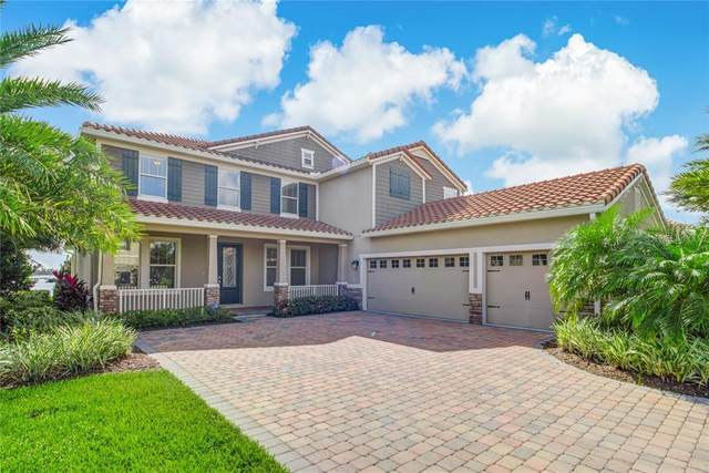 15618 Marina Bay Drive, Winter Garden, FL 34787 (MLS #O5904517) :: Pepine Realty